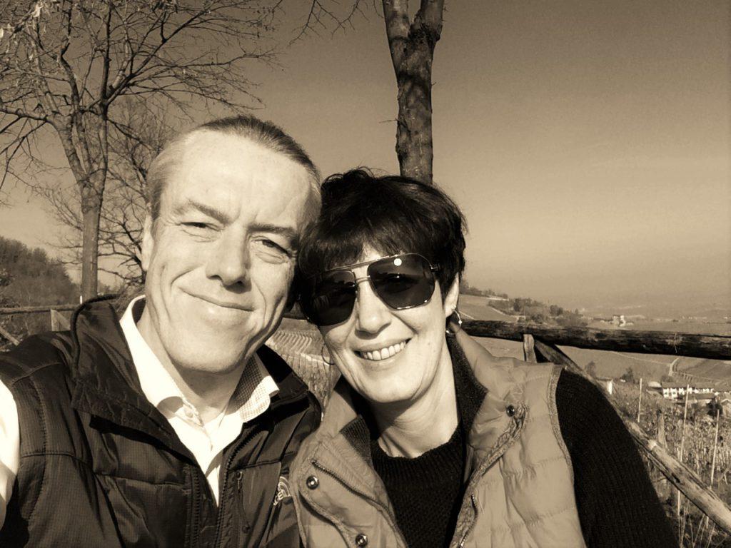 Wir sind Vio Vino - Uwe & Viola