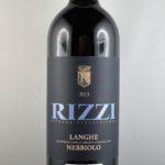 Rizzi - Langhe Nebbiolo - 2013